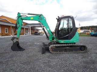 Jcb 8080 Excavator photo