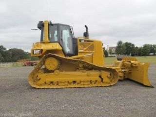 2008 Caterpillar D6n Lgp photo