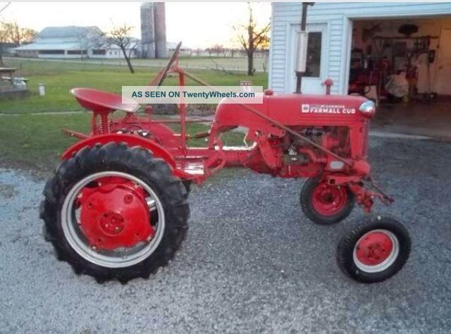 1948 Farmall Pictures to Pin on Pinterest PinsDaddy