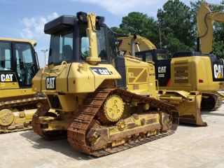 2008 Caterpillar D6n photo