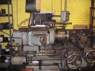 Jones & Lansom 5 Turret Lathe Machine Excellent photo