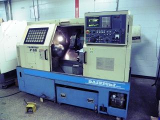 Dainichi F25 Cnc Turning Center Lathe,  Fanuc 18t,  10