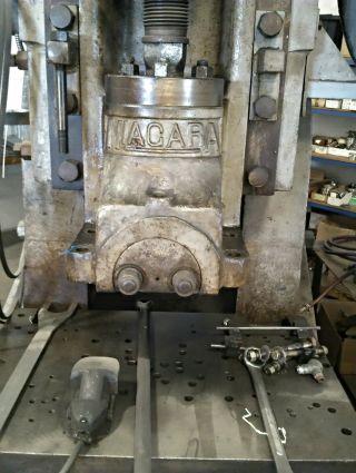 Niagra A5 - 1/2 150 Ton Obi Press photo