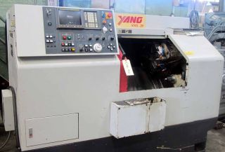 Yang Model Sml - 20 2 - Axis Cnc Lathe photo