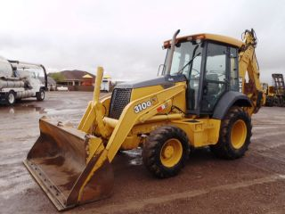2001 John Deere 310g Backhoe Loader Construction Equipment photo