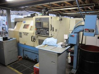 Dainichi F - 25 Cnc Turning Center 10