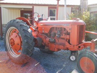 Case Dc - 3 Tractor With Manuals To Settle Estate photo