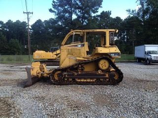 2004 Caterpillar D6n Lgp Crawler Dozer photo