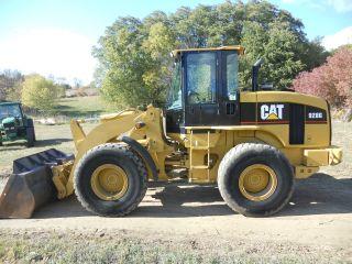2004 Caterpillar 928g Wheel Loader Strong Runner Rebuilt Transmission photo