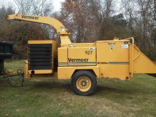 Vermeer Bc1800a Industrial Wood Chipper photo