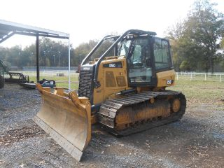2012 Caterpillar D5k2lgp Dozer (completely Loaded) photo