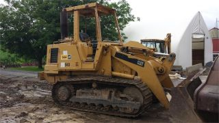 1983 Cat Caterpillar 943 Crawler Track Loader Construction Machine Bulldozer. . . photo