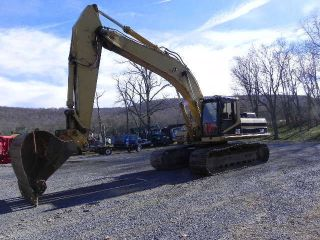 1996 Cat Caterpillar 330b L Excavator 66