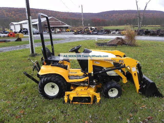 4x4 Cub Cadet Garden Tractors : Garden tractors canada autos we