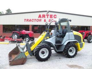 2008 Wacker 280 Wheel Loader - Tractor - Hydraulic Qc Bucket photo