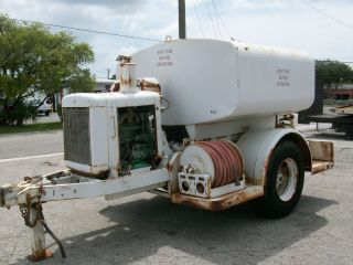 Pac - Power High Pressure - Pressure Washer Designed To Utility Lines & Equip. photo