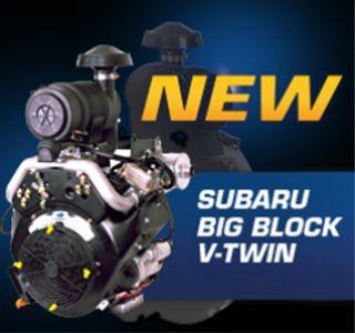 Subaru Generac High Torque Stump Grinder Engine Great Replacement For Kohler photo
