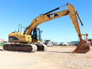 2008 Caterpillar 320d Lrr Excavator - Crawler Excavator - Loader - Cat - 32 Pics photo