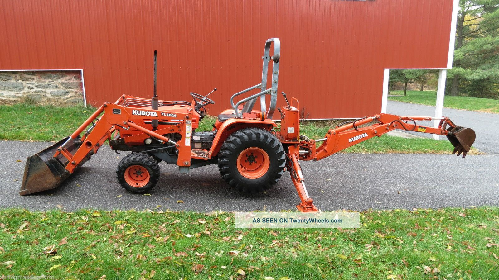 Wheel Horse Garden Tractor With Pto And 3 Point : Kubota b hydrostatic pt hitch pto compact
