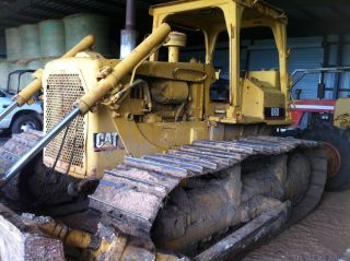 Caterpillar D6 D Dozer photo