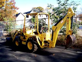Terramite T7 Loader Backhoe - Well Maintained,  Reliable,  Very. photo