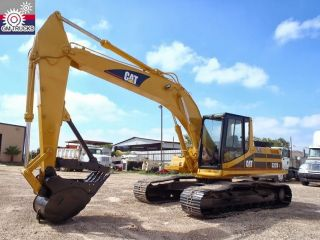 1998 Caterpillar 322bl Excavator (gm10104791) photo