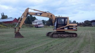 Caterpillar 312b Excavator Cat 312 photo