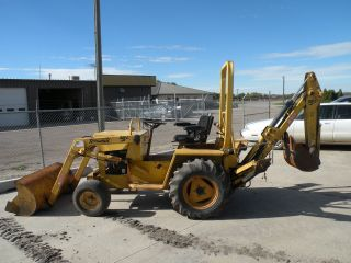 Terramite T5c Tractor Loader Backhoe photo