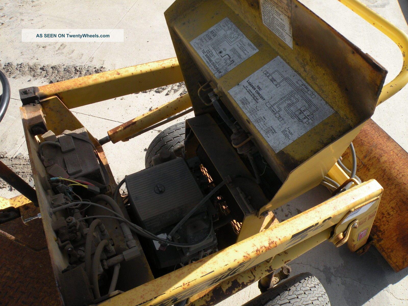 terramite t5c tractor loader backhoe Terramite T5 Terramite Backhoe Wiring Diagram #19