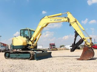 2007 Yanmar Sv100 Excavator - Crawler Excavator - Loader - Yanmar - Cat - 31 Pics photo
