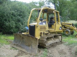 Dozer Cat D3gxl 2004 1,  450 Hours.  Uc70% 36,  500. photo