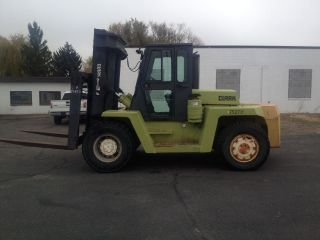 Forklift - 1997 Clark,  29,  450 Pound Capacity photo
