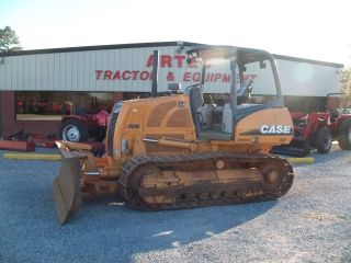 2006 Case 850k Xlt - 2 Bulldozer - Dozer - Crawler Tractor - Extra Long Track photo