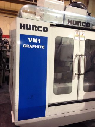 Hurco Vm1g Cnc Mill photo