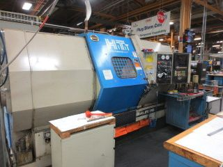 Htachi Seiki Hitec 40s Cnc Turning Center15