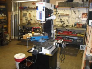 Cnc Masters Milling Machine photo
