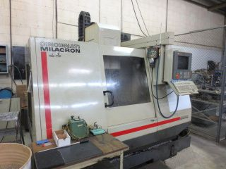 Cincinnati Sabre 750 Cnc Vertical Machining Center Vickers 2100 Cnc Control photo