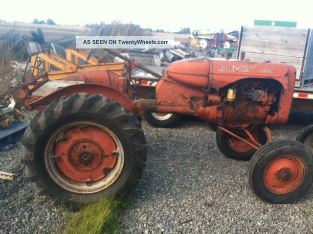 Two (2) Allis Chalmers B Tractors Other photo