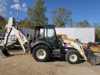 2005 Terex Tx 760b Backhoe One Owner photo