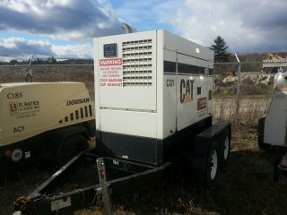 Multi Quip Whisperwatt - Diesel Generator 45kw photo
