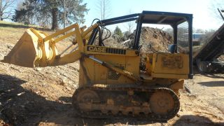 Case 450b Loader photo
