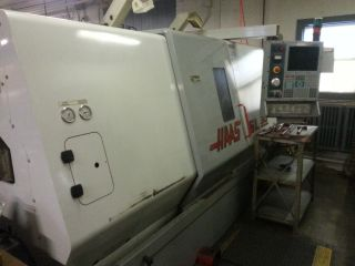 Haas Sl - 30 Cnc Lathe photo