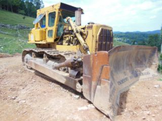 Caterpillar D8k Bulldozer photo
