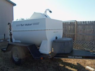 2005 Turfmaker 650 Hydroseeder Vin 17xp081261062858 photo