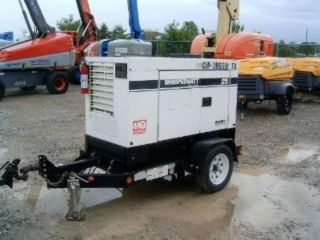 2007 Multiquip Dca - 25usi Diesel Towable Generator photo