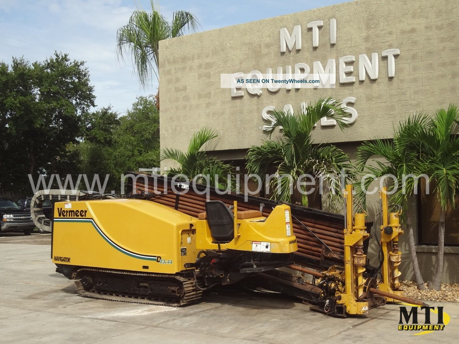2000 Vermeer 33x44 Hdd Directional Drill Inspected,  Tested,  Proven Directional Drills photo