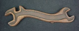Primitive Antique Farm Wagon Tractor Implement Wrench 12 photo