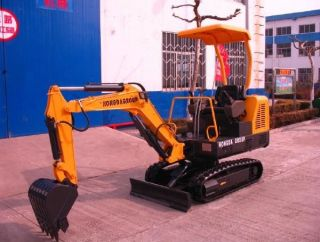 Yanmar Mini Hde18 Rawler Excavator Shipped To Worldwide photo