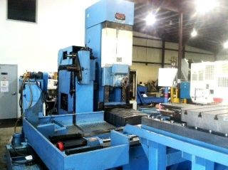 1995 Tongil Elite Mch40 Horizontal Machining Center photo