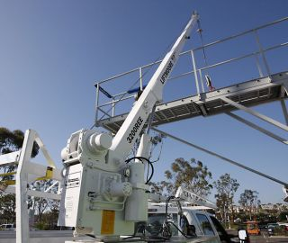 Liftmoore 3200 Ree - 15 Truck Crane photo